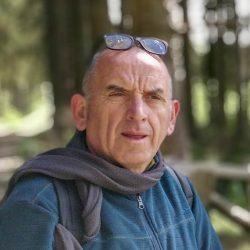 Walter Vangheluwe  Winterwandeling