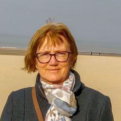 Martine Brion  Winterwandeling