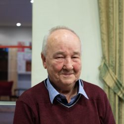 Pierre Somers  Postzegelclub, Wijkmedewerker